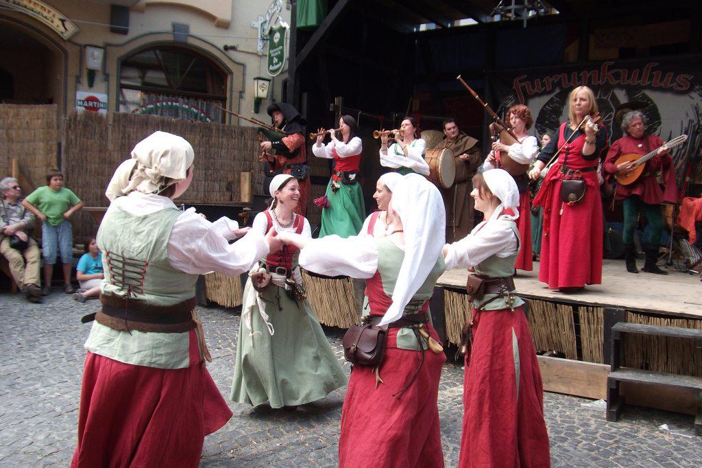 Tänzer für Website